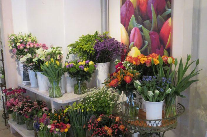 Floristikabteilung